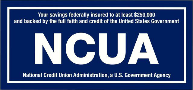 NCUA Sign disclosure