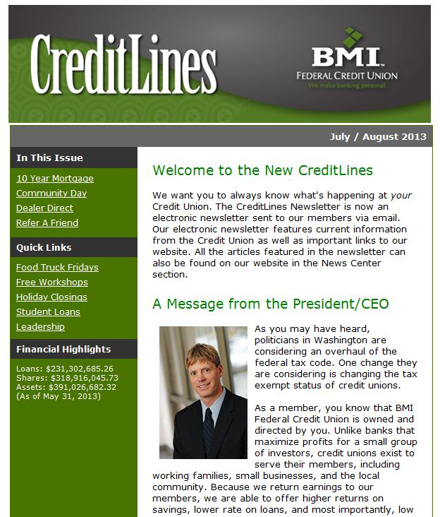 CreditLines Photo