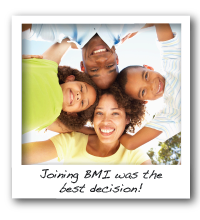 Joining BMI was teh best decision!