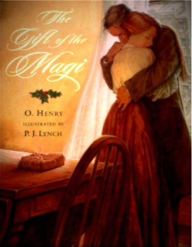 the gift of the magi book cover